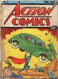 Prvi broj Supermena