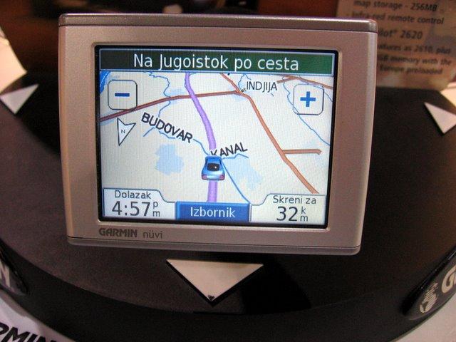 Auto-karta Srbije i Crne Gore