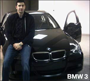 Jedan dan u Zagrebu – BMW nova serija 3