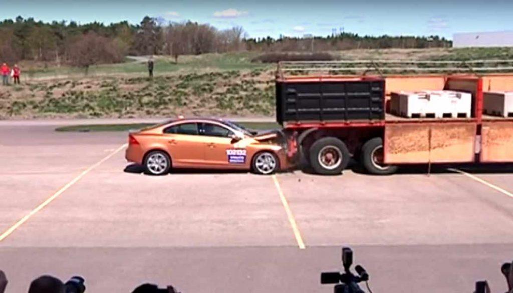 Volvo test