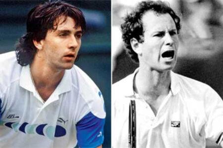McEnroe vs Živojinović (1987)
