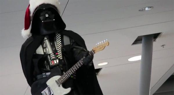 Kad Darth Vader diriguje