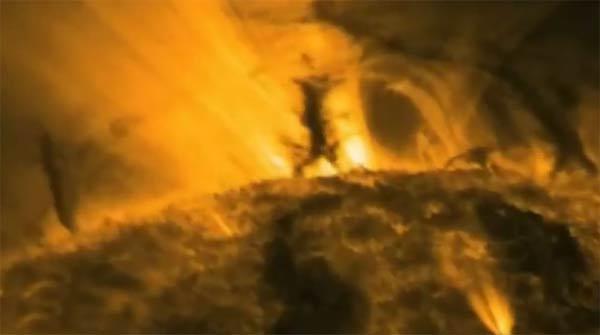 Tornado na Suncu