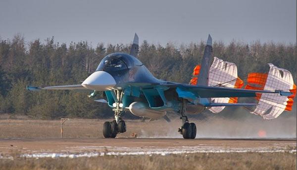 Nova verzija Su-34 uvedena u operativnu upotrebu