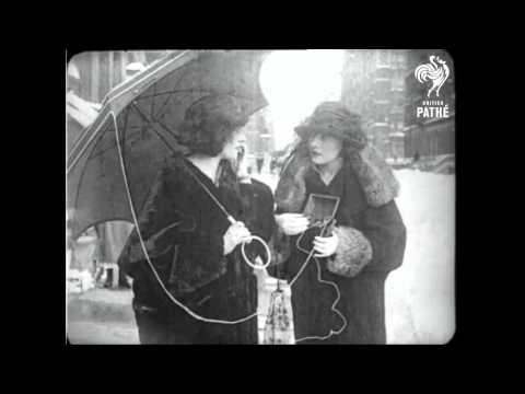 Prvi mobilni telefon iz 1922. godine