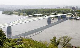 Novi most za Novi Sad