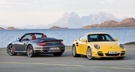 Porsche  911 Turbo – povratak legende