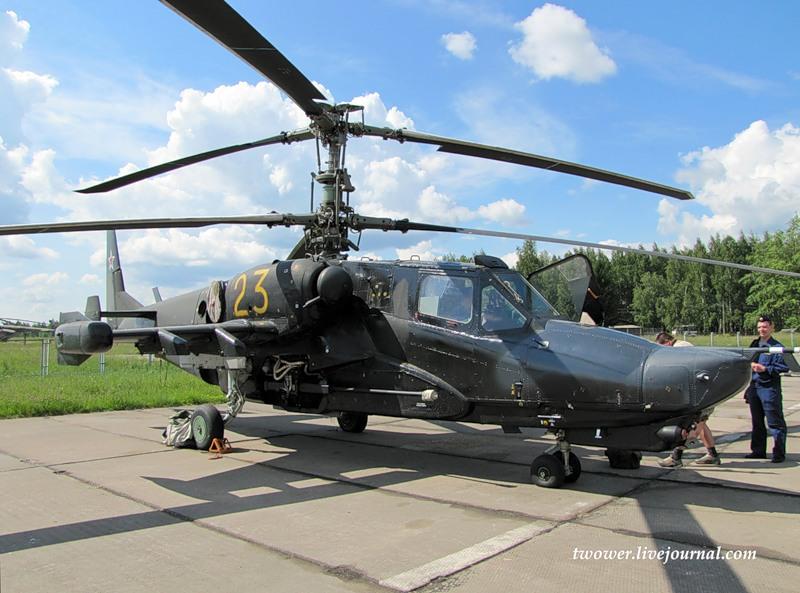 Ka-50 i Ka-52