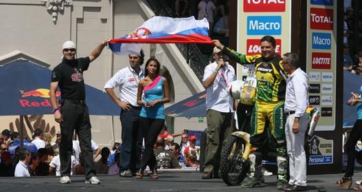 Gabor Sagmajster – sportski ambasador Srbije