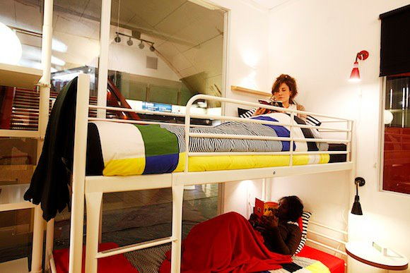 Ikea, voajerizam i reality show