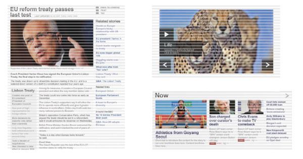 Novi vizuelni izražaj BBC-jevih digitalnih servisa