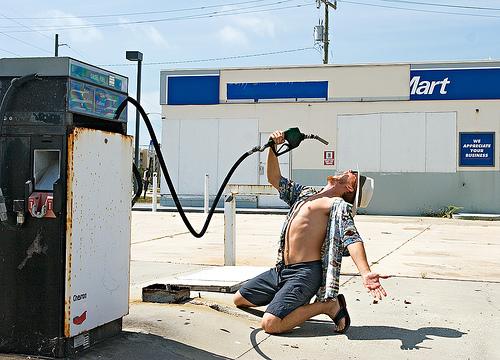 Divljanje cena goriva