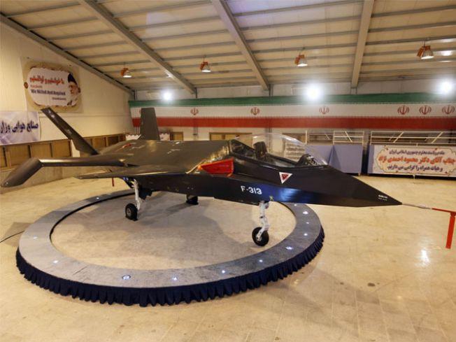 """F-313 novi """"stealth lovac"""" Irana?!"""