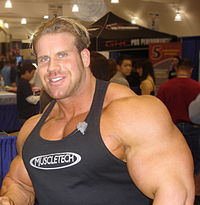 Put do Olimpa 2011: Jay Cutler vs Phil Heath