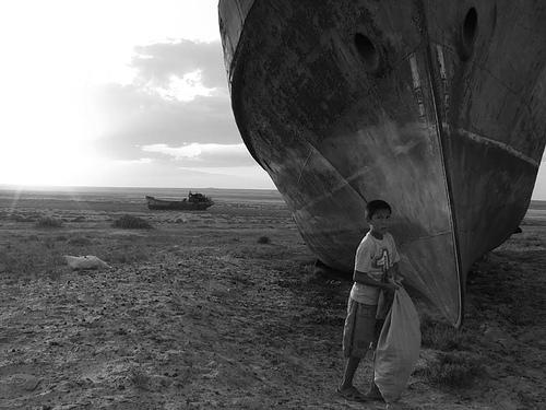 Aralsko nestalo more