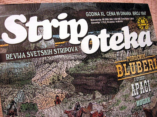 40 godina Stripoteke