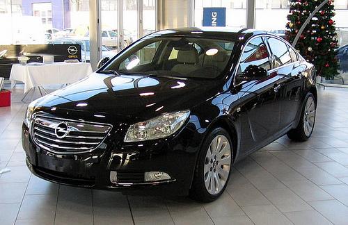 Stigla Opel Insignia