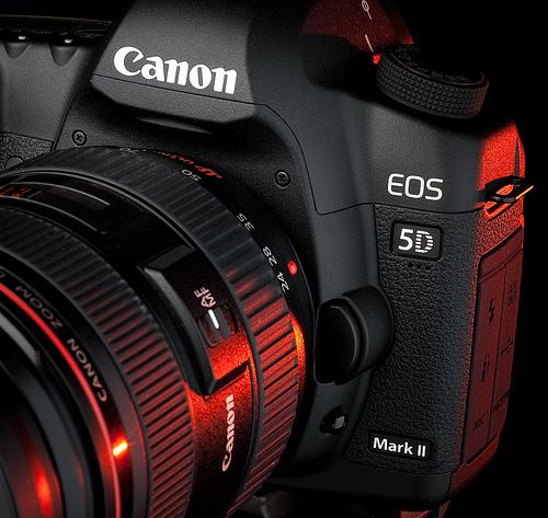 Cela TV serija snimljena fotoaparatom EOS 5D Mark II