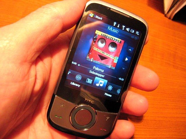 HTC Touch Cruise za 2009. idealan za travelogere