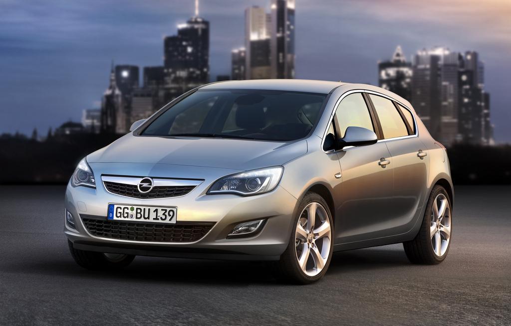 Opel Astra 2010 – prvoklasni kompakt