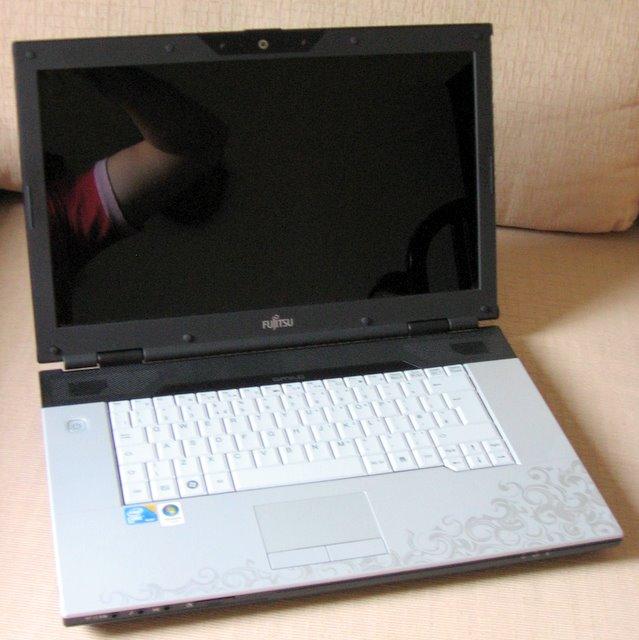 """Fujitsu Amilo Pi3560 – multimedijalni """"kućni"""" notebook"""
