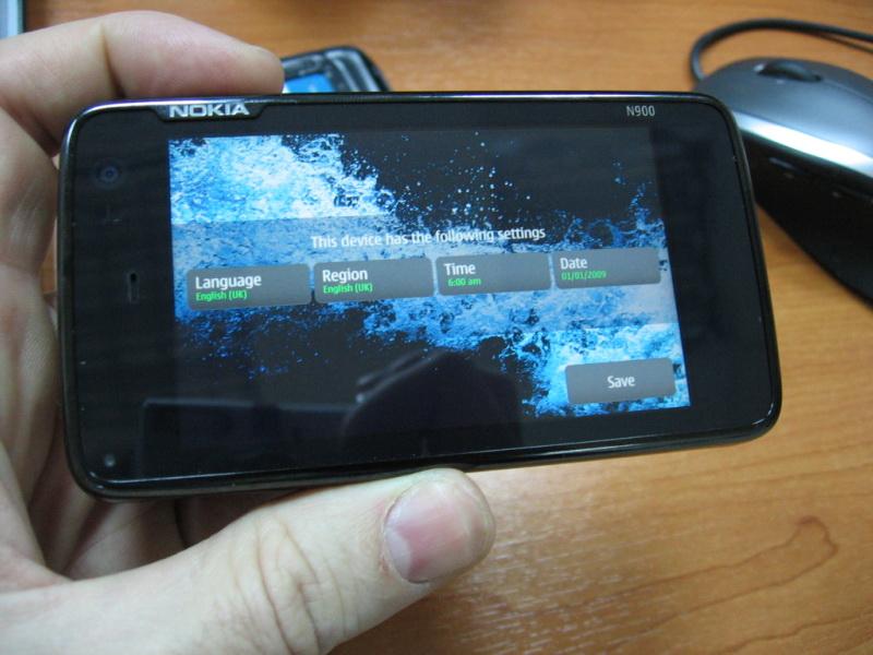 Nokia N900 – mobilni kompjuter