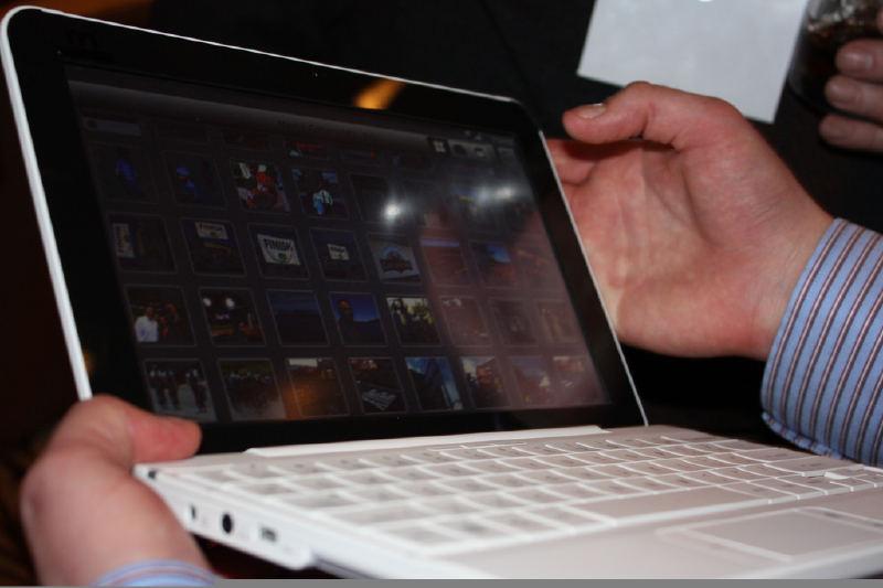 HP Smartbook na Androidu
