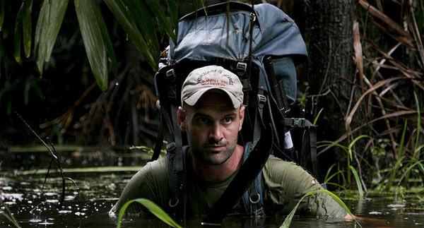 Čovek koji je prepešačio Amazon