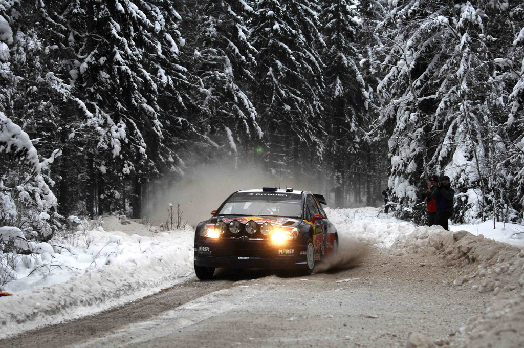 Počeo je WRC