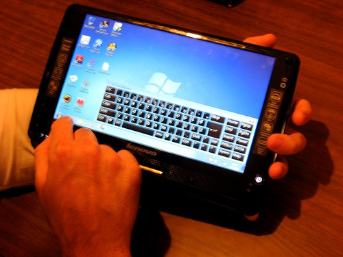 Lenovo IdeaPad S10-3t kao iPad, pa i bolje