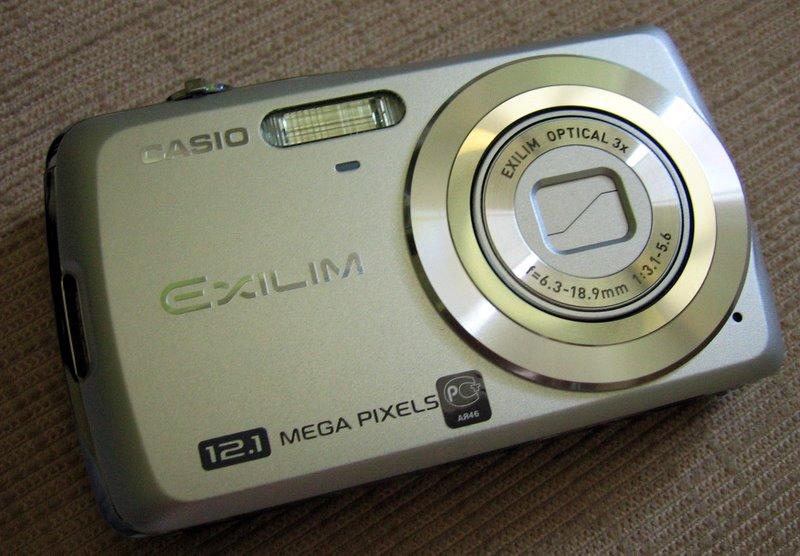 Casio Exilim EX-Z35 za svaku priliku
