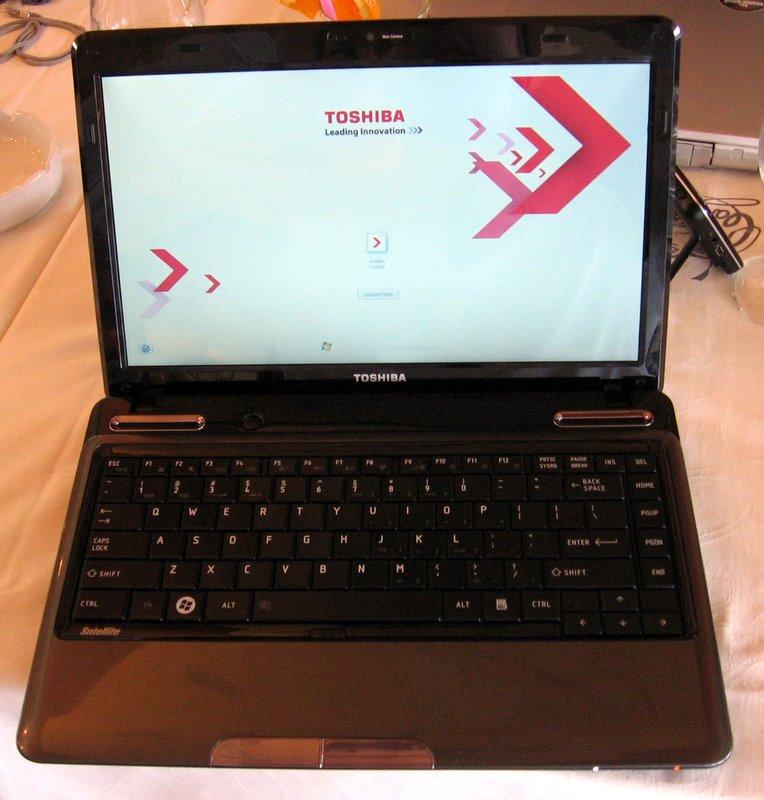 Novi Toshiba prenosni računari