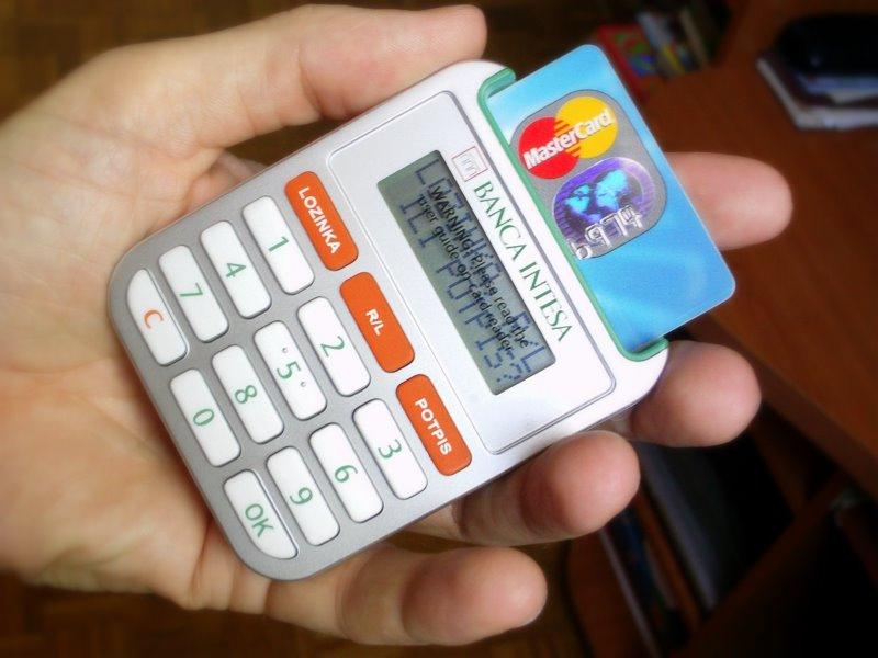 Sigurna kupovina na Webu putem MasterCard Secure Code CAP rešenja