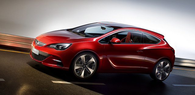 Opel Astra GTC – na prvi pogled