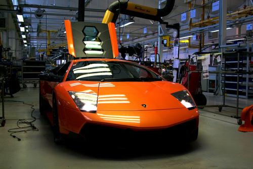 U poseti Lamborghini fabrici