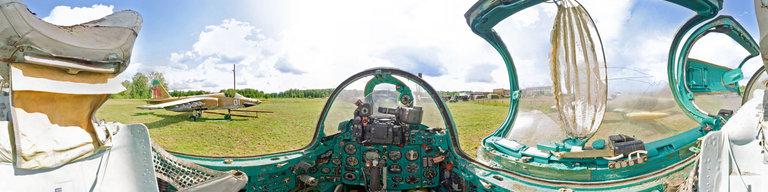 Unutar pilotskih kabina