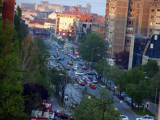 Novi Sad danas