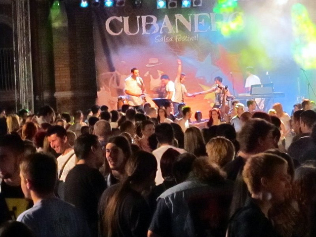 Cubanero Salsa Festival 2011 – Novi Sad