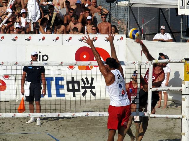 Finale – CEV Evropski turnir u odbojci na pesku