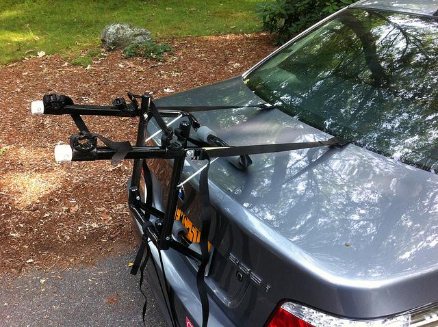 Bicikl-nosač za automobile