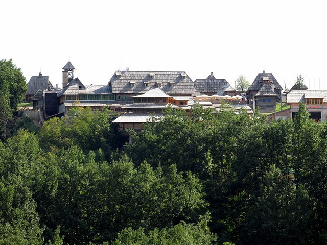 Kod Kuste u Drvengradu