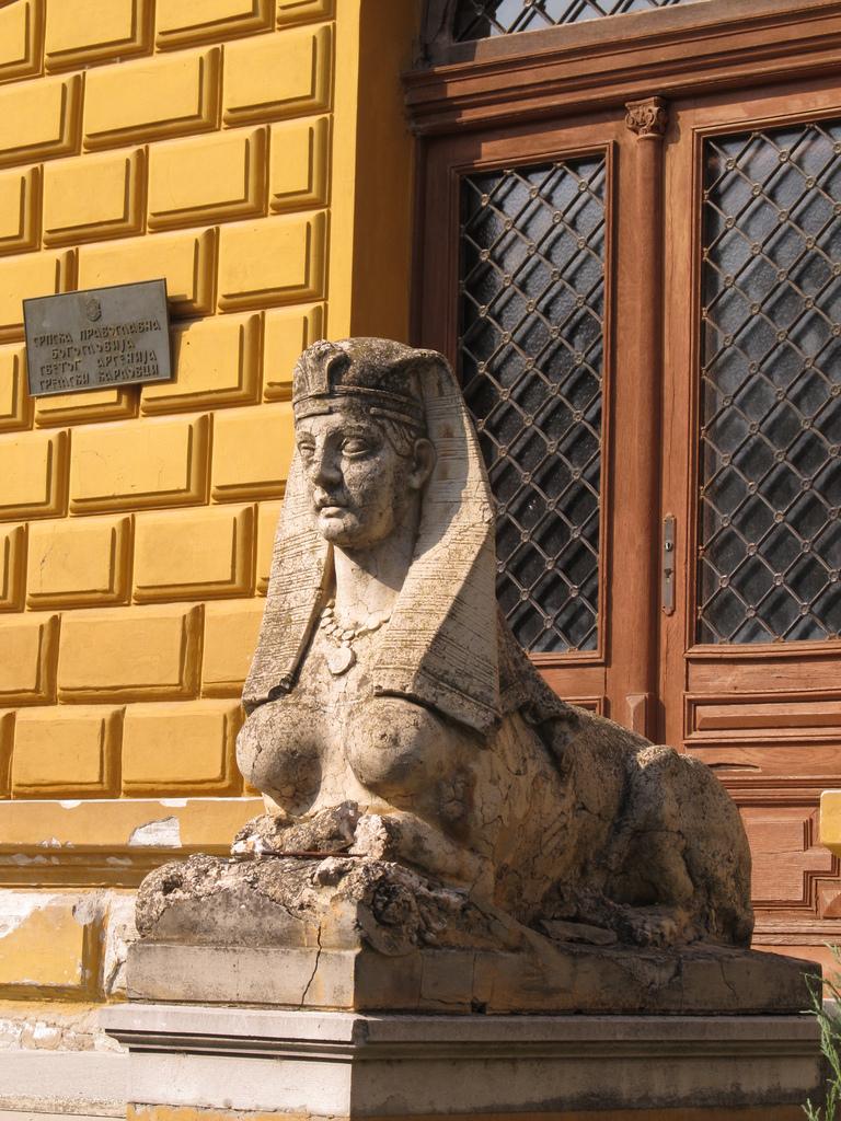 Sfinga i pravoslavlje