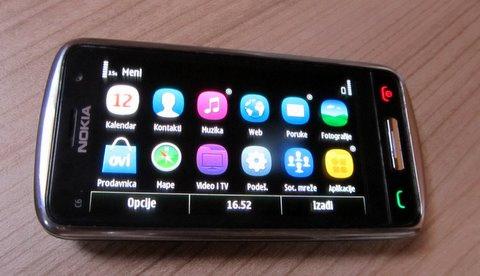 Symbian Anna i za Nokia telefone u Srbiji