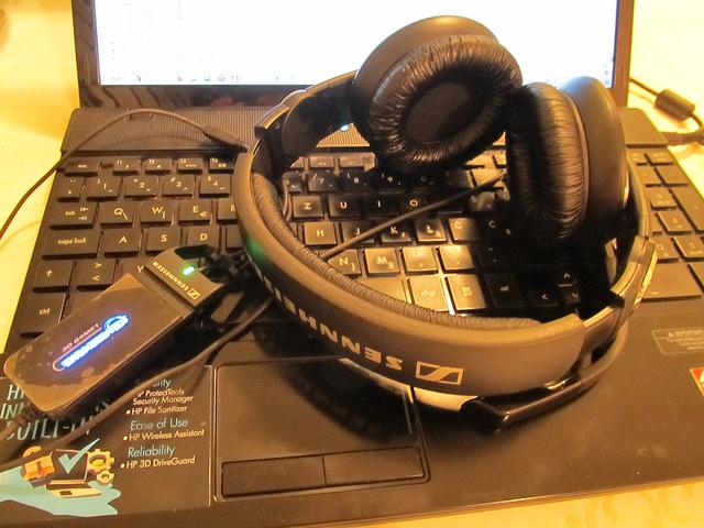 Sennheiser PC 333D 7.1 slušalice za gejmere i audiofile