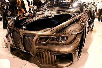 Pakleno vozilo