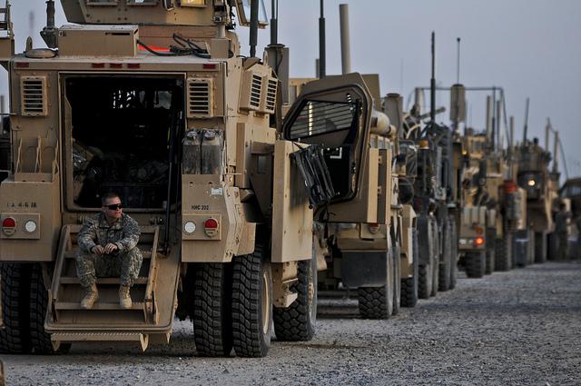 Slika dana – povlačenje iz Iraka