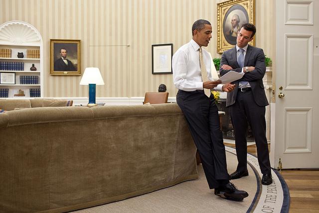Iz Ovalnog kabineta