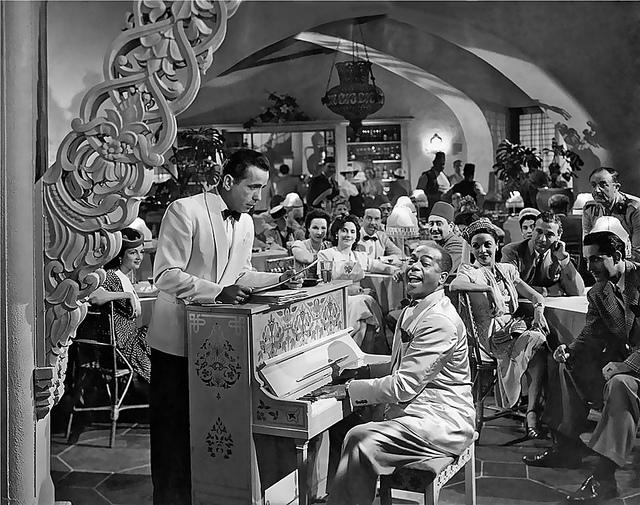 Casablanca…i kako se ljubiti