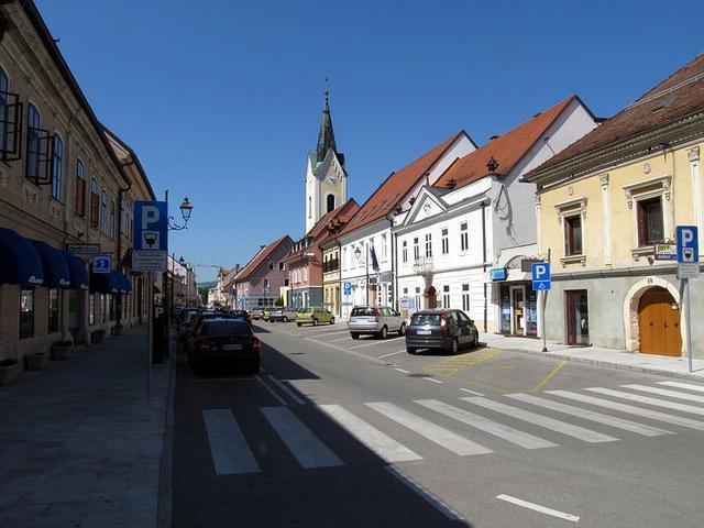 Brežice u Sloveniji