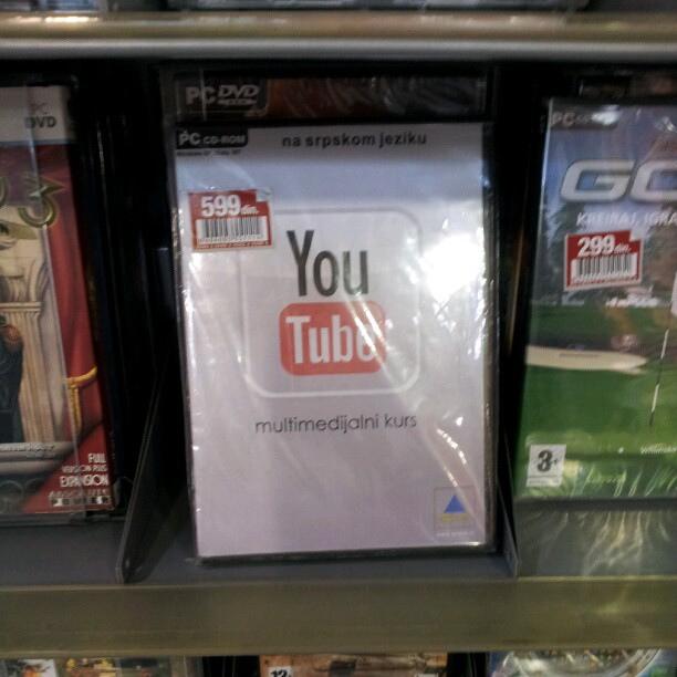 Kako se koristi Youtube?